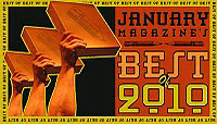 January Mag best of 2010